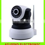 720P HD Wifi Wireless PTZ Security Camera Night Vision CMOS support TF Card For iPhone iPad Baby Monitor P2P IP Camera