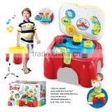 Kid's fun play set baby toys with chair