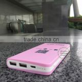 Newest Wireless Hard Drive Wifi HDD Enclosure Hard Disk Drive media sharing and storage