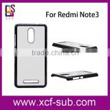 Wholesale Metal Sheet Insert Sublimation Phone Cover for Xiaomi Redmi for Mi 4i