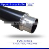 Heat roller compatible for Konica K-7020 7025 7030 7022 7130 7222 7228 7235 copier parts
