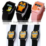 Wrist watch tracking device sos alarm voice monitorin kids security gsm gps micro gps chip tracker