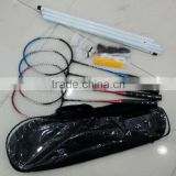 Badminton rackets wholesale set