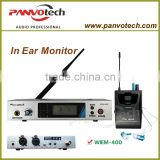 Panvotech stage monitor wireless in ears WIEM-400