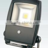 New type CE ROHS PIR motion sensor 10W LED flood light die-casting Aluminum led floodlight