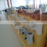 HDPE Socket Fusion Fitting Injection Mould/ Butt Fusion Fitting Mould/Automatic/Collapsible Core
