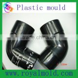 Injection molding plastic, Factory China plastic PVC pipe fitting mould injection mould making