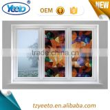 Removable Printing Design Bathroom Privacy Window Glass Film