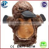 Plush animal puppets for sale,animal sock puppets,Bird Shape Hand Puppets