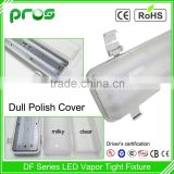 Newest parking lot lighting IES CE RoHS 600mm/1200mm/1500mm tri proof led light 48w led tube