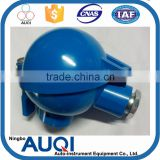 Anti-explosion head, PT100/T/J/E/K/N/S/R/B type wateproof moving head, SS304/aluminum thermocouple head