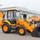 energy mineral equipment 8ton backhoe loader excavator trencher