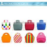 Lovely Resuable Picnic Lunch Bag Tote Food cans Holder Travel Organizer Casual Handbag cooler bag