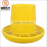 2015 poultry farm instrument automatic chicken feeding system plastic feeders and waters for chicken
