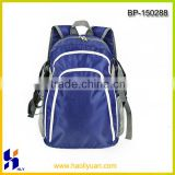 2015 Promotion backpack with diaper changing pad backpack
