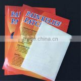 Capsicum Plaster for joint pain relief|Back Pain Relieving patch,cooling gel sheet,Skype:godsen22