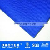 Cotton Protective anti-fire Antistatic Cloth fabric For Work Wear safety clothing garments