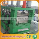High Speed Servo Controlled Cable Tray Roll Forming machine, Roll Forming Line/Cable tray making machine
