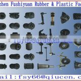spring rubber bush round rubber bushing auto rubber bushing metal rubber bushing rubber bushing for shock absorber
