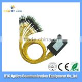 fiber optic PLC splitter/ftth fiber splitter/cable tv splitter/fc/upc connector plc splitter fiber optic splitter