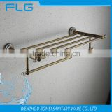 Antique Bronze Single Towel Rail Towel Bar ,Bathroom Towel Shelf ,Wall Mount Towel Rack