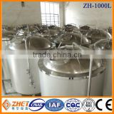 500l SUS304 beer fermentation tanks/stainless fermentation tank/wine fermentation tanks CE OEM factory