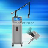 Professional medical rf / glass tube skin resurfacing / vaginal tightening laser fractional co2 laser rf drive
