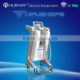 High Frequency Skin Care Machine New Arrival HIFU High Intensity Focused Deep Wrinkle Removal Ultrasound Weight Loss Machine Fat Burning Instrument Back Tightening