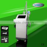 Hot Sale Vela Shape Cryolipolysis Cellulite Reduction Vacuum Liposuction Lipo Slimming Machine Fat Freezing