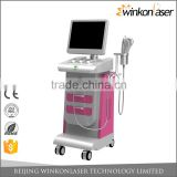 Skin Tightening Beauty Salon Machine High Intensity HIFU Beauty Body & Face Lift Hifu Slimming Machine Back Tightening