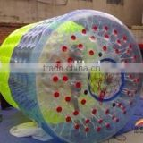 New design inflatable Air ground/ water walking zorb ball for sale, giant zorb ball for bowling