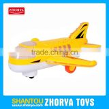kids funny B/O planes aeroplane aerobus airbus ariliner toy light and projector musical B/O planes toy plastic planes toy