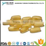 Prevent Cardiovascular And Cerebrovascular Disease Omega 3 coated Fish Oil Soft Capsules In Bulk