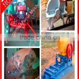 sawdust wood shavings press baler machine/shaving machine price/used wood shaving machine