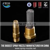 Factory Direct CYCO Oil Burner Nozzle, Siphon Oil Burner Spray Nozzle, Brass Oil Gas Burner Nozzle