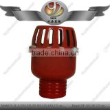 Water pump foot valve of agriculture machinery parts