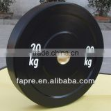 Rubber Barbell Weight Plate,Elite Rubber Bumper Weight Plates, Crossfit Equipment