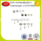 China Supplier Brass Finished Stainless Steel Decorative rivets Hardware With Best Price