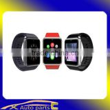 wholesale multi-language smart watch with camera tocuch screen