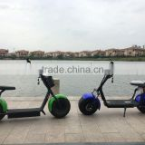 18inch 60v1000w harley electric scooter bike with fat tyre/beach cruscooter for adult electric chopper motorcycle