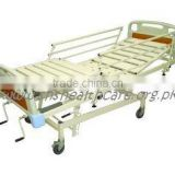 Fowler Bed, Combination, Trendlenberg position, Hi-Low, ABS Pannels, Collapsable Side Safety Railings