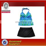 Top quality plus size swimsuit