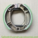 CD70 Brake Shoes for Honda,weightness of 170g,ISO9001:2008