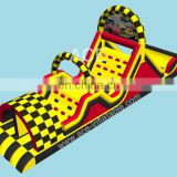 amusement driveway inflatable obstacle course