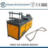 character of reinforced bar forming machine|Production equipment for tunnel steel arch eight NC hydraulic flower