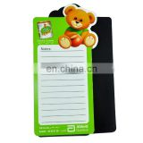 best quality brand boost customised magnetic animal memo pad