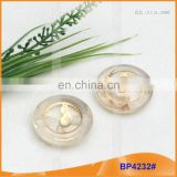 Polyester button/Plastic button/Resin Shirt button for Coat BP4232