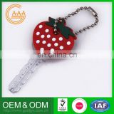 Best Selling Wholesale Price Oem Odm Silicon Rubber Key Cover High Quality Special Design Custom Pvc Rubber Key Cover