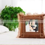 3D sublimation pillow