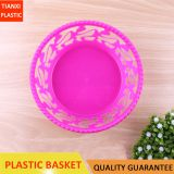 TXA-13 PLASTIC ROUND FRUIT BASKET STRONG BASKET CHEAP BASKET